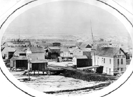 Denver | Colorado Cities | Doing History Keeping the Past