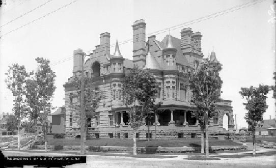 A Denver Mansion