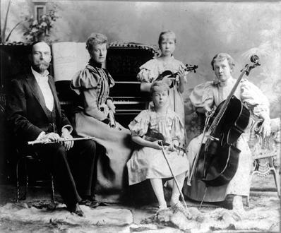 The Ferlin Family
