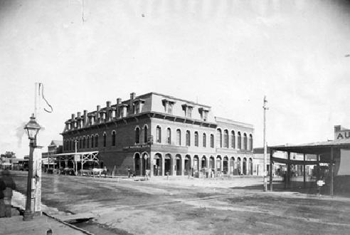 First National Bank- 1880