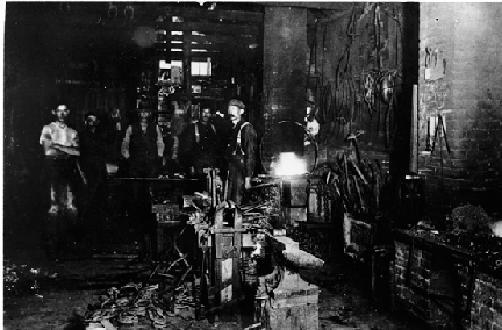 Grand Junction Blacksmith Shop