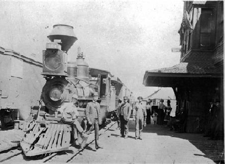Grand Junction Railroad Depot