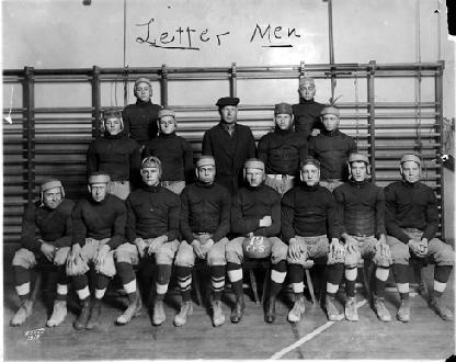 High School Football Team- 1919