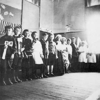 A School Play In Julesburg