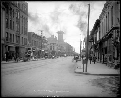 Main Street Pueblo- 1910's