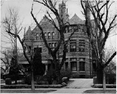 The Orman Mansion