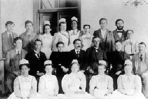 Place Sanitorium Medical Staff