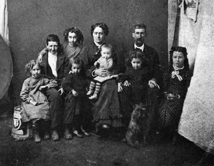 The Betts Family (1880)