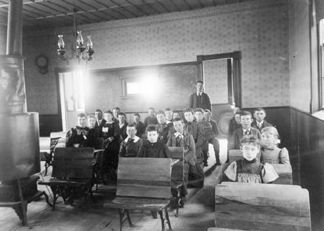 A Fort Lupton Classroom