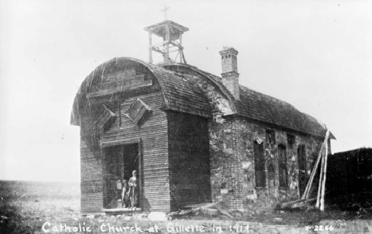 A Gillett Church