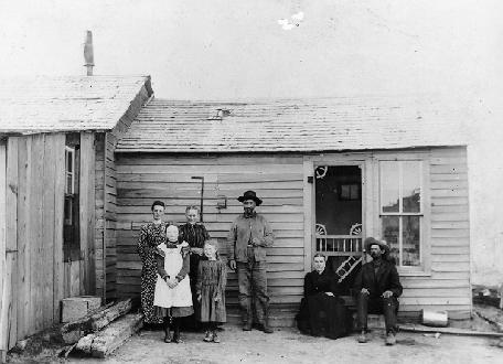 A Ranch Family