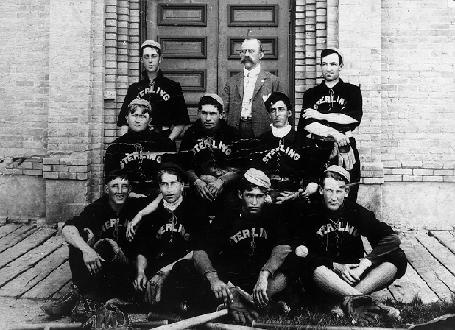 Sterling Baseball Team