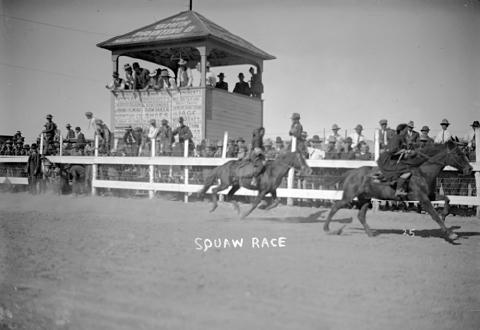 Squaw Race