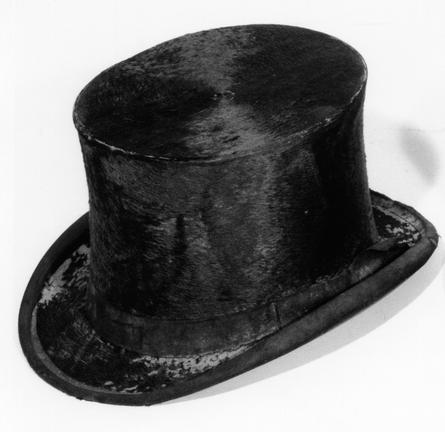 A Felt Top Hat