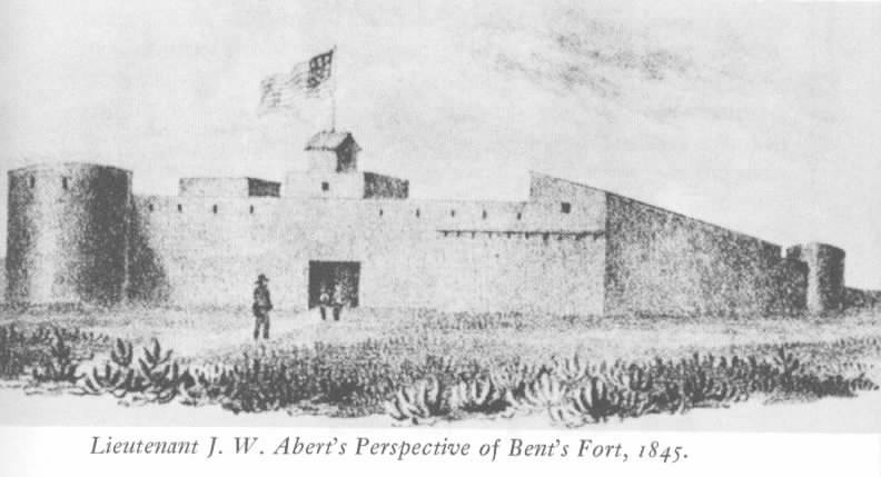 Origins Of Bent's Fort