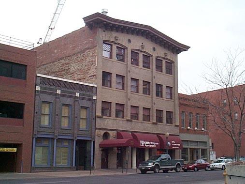 Carter RIce Building