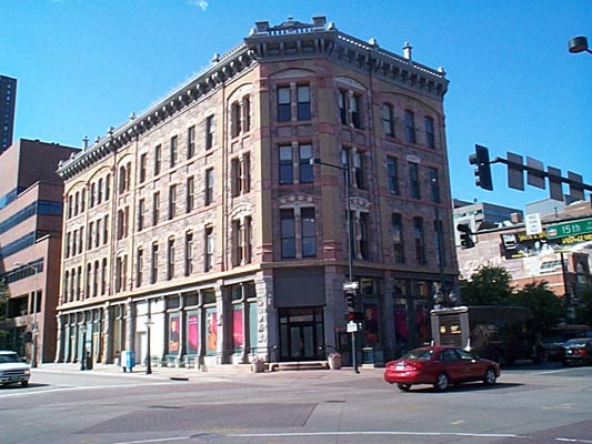 The Clayton Building
