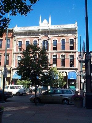 Gallup-Stanbury Building