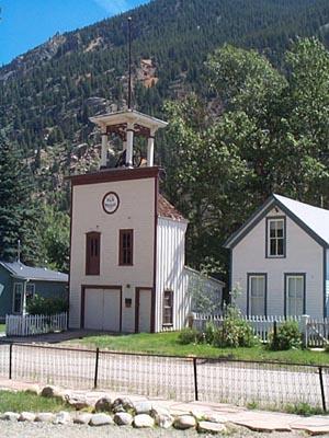 Old Missouri Firehouse
