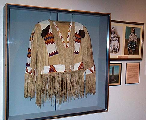 Ute Chief Ouray's Shirt