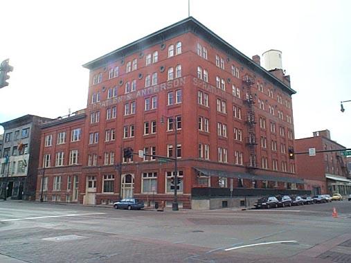 Spratlin Warehouse