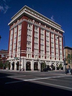 Denver Tramway Company Building