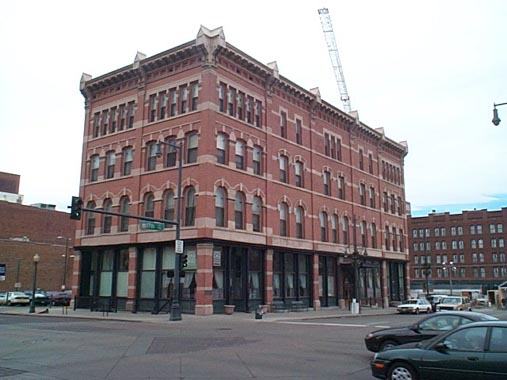 Union Warehouse/Barth Hotel