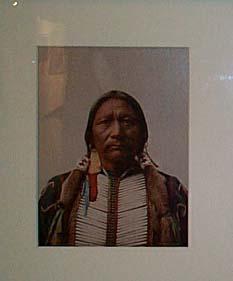 Ute Chief Buckskin Charlie
