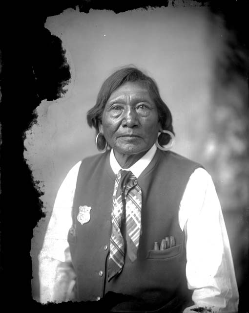 Ute Chief Ignacio