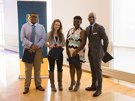 2016 AFS student honorees
