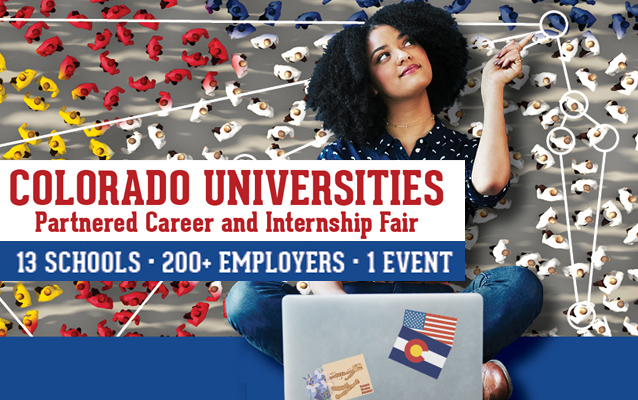 Colorado Universities Virtual Fair