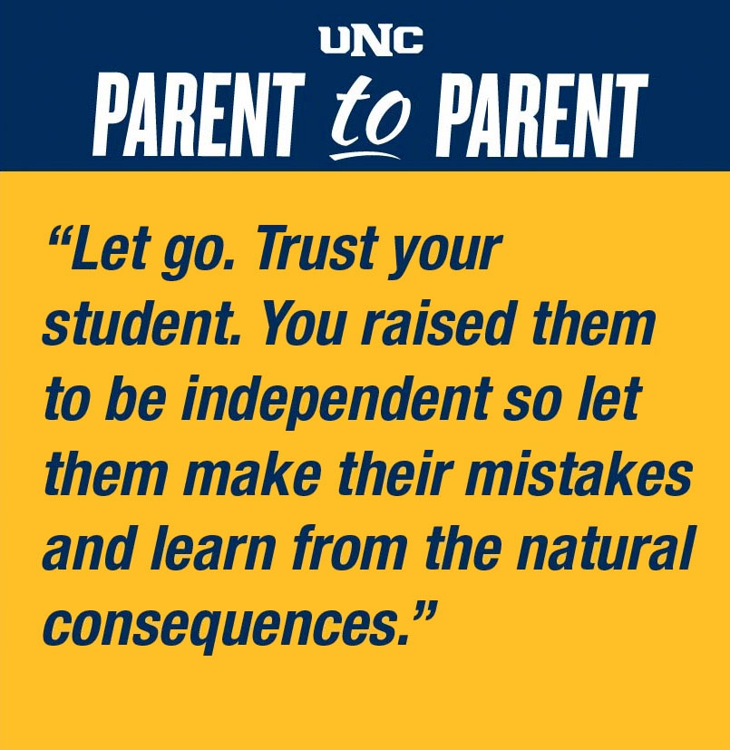 Parent to Parent advice