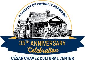 Cesar Chavez Cultural Center 35 year anniversary