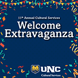 Cultural Services Welcome Extravaganza