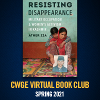 Center for Women's and Gender Equity Spring 2021 Book Club