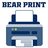 Bear Print and Adding Funds to Your Account