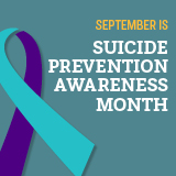 National Suicide Prevention Awareness Month