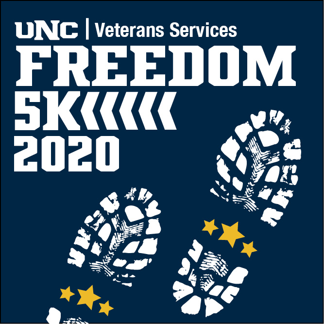 Veterans Services Virtual Freedom 5K