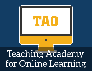 Teaching Academy for Online Learning