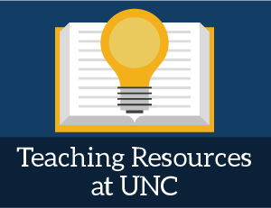 Teaching Resources at UNC