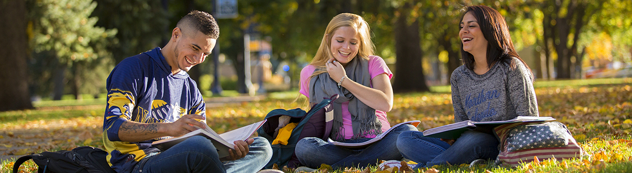 Students in Fall