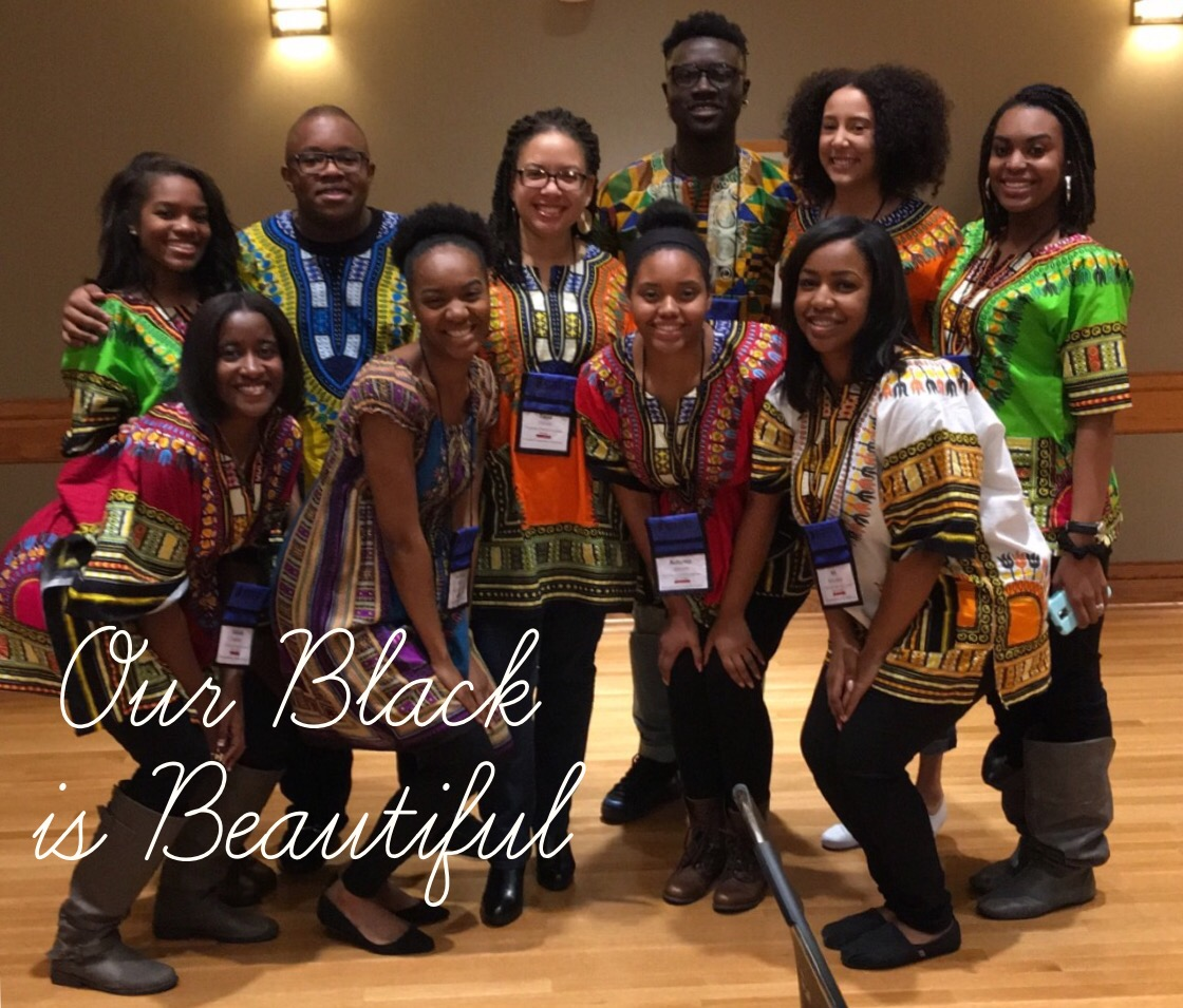 Our Black is beautiful
