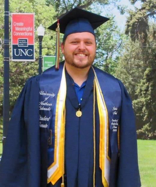 Jake Neel 2015 Graduation