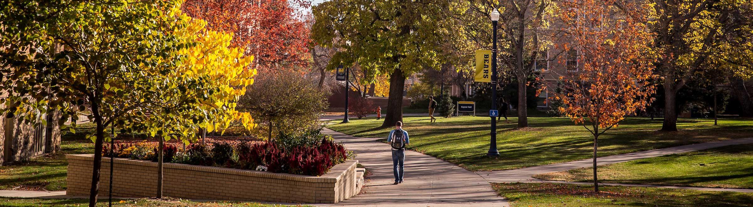 University of Northern Colorado Campus