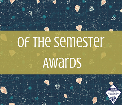 Of the Semester Awards