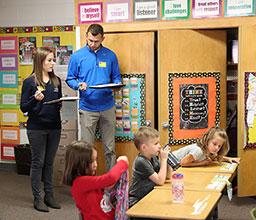 UNC Helping Build a Model for Healthier K-12 School Children