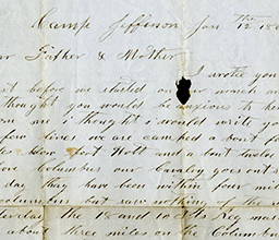 Donated Civil War Letters Archived Online Provide Unique Perspective of the Times