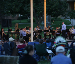 Tonight's Concert Under the Stars Canceled Due to Weather