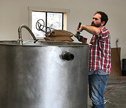 UNC Professor Uses Knowledge of Geology to Start Whiskey Distillery