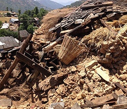 UNC Public Health Major Headed to Epicenter of Nepal Earthquake for Disaster Relief